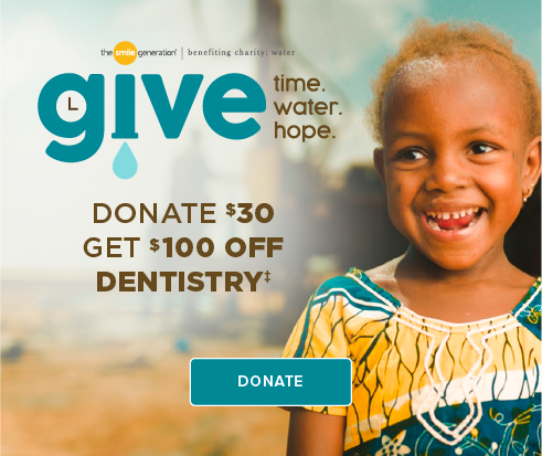 Donate $30, Get $100 Off Dentistry - Chaska Commons Dental Group