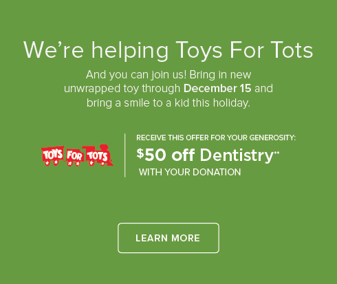 Chaska Commons Dental Group - Toys For Tots